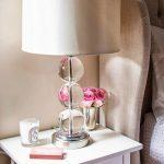 Lamparas para decorar tu mesa de noche