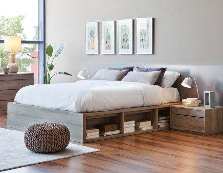 Los mejores 32 disenos de cuartos matrimoniales 29 - Fotos de camas bonitas ...