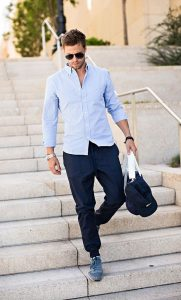 Outfits casuales para hombres