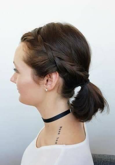 Peinados que puedes hacer en cabello corto