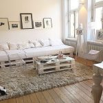 25 espacios decorados con palets de madera