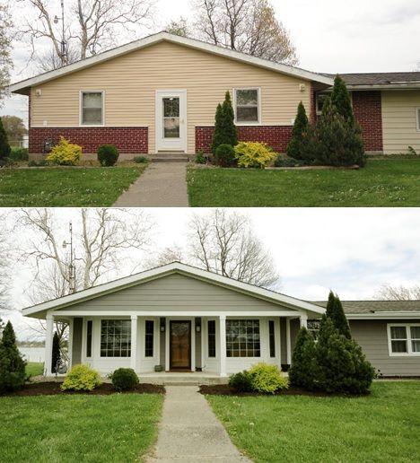 27 casas antes y despues remodelaciones sorprendentes 12 curso de organizacion del hogar y - Decoracion de casas antes y despues ...