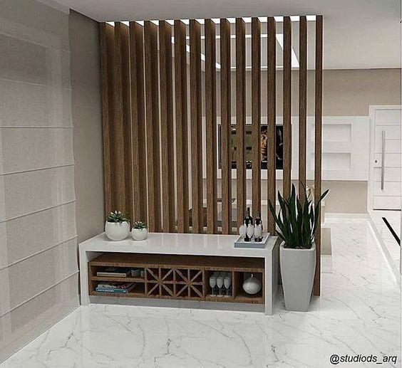 27 practicas ideas para dividir espacios en casa 26 - Decoracion del hogar barato ...