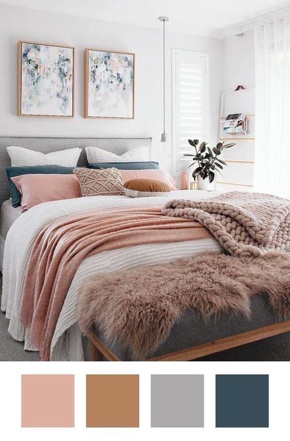 Colores para dormitorios