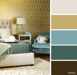 Combinacion de colores para recamaras