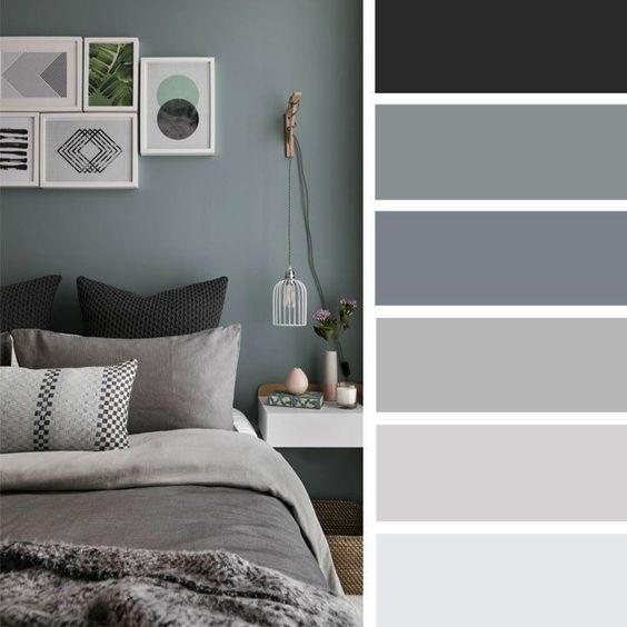 Combinacion de colores para recamaras curso de - Combinacion colores dormitorio ...