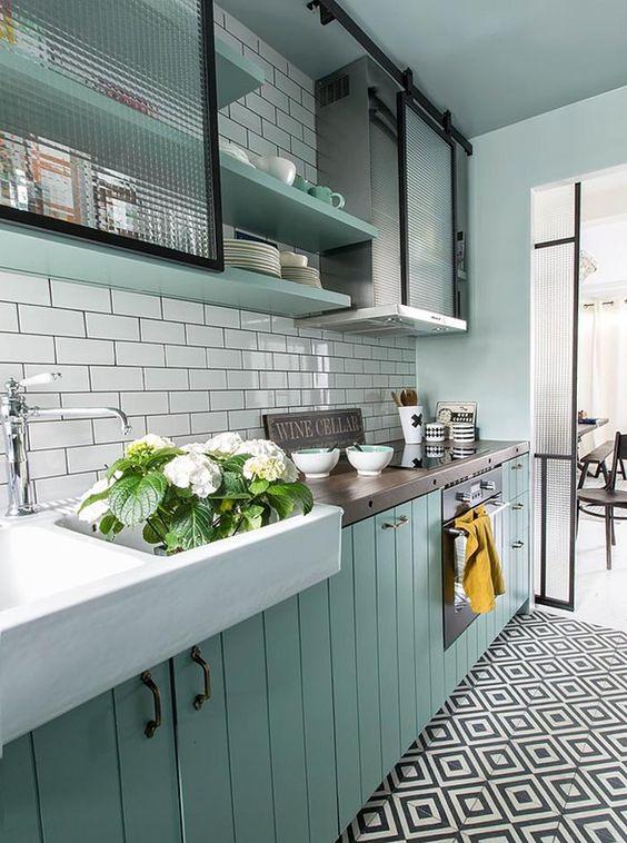 Como decorar cocinas vintage 3 curso de organizacion for Curso de decoracion de interiores
