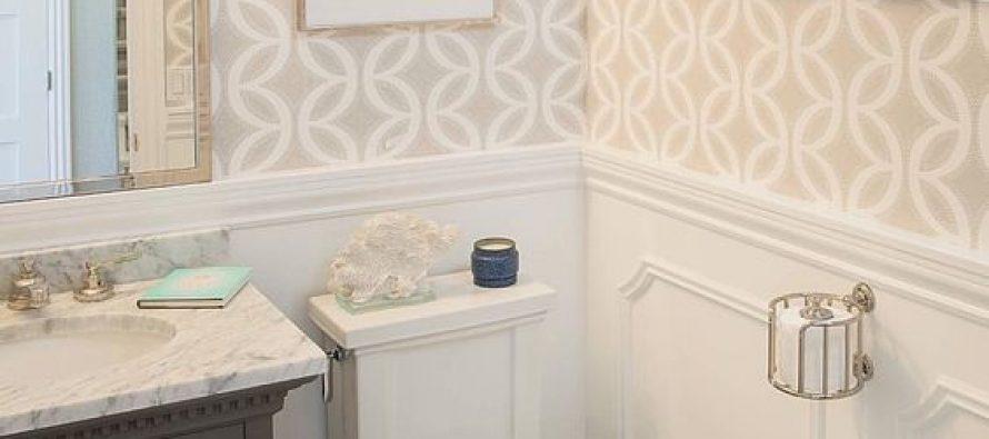 Como decorar un ba o peque o y sencillo curso de for Como decorar un bano