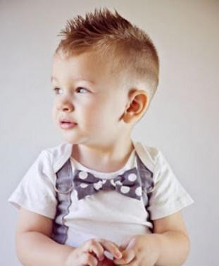 Cortes de cabello para niño 2017