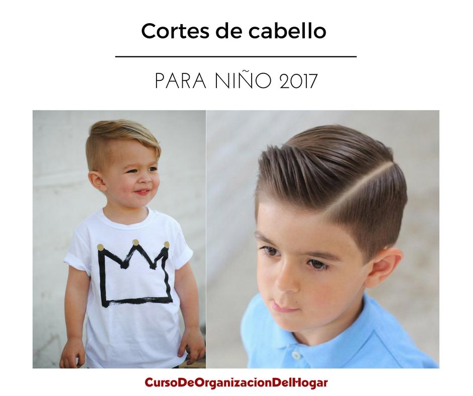 Cortes de cabello para ni o 2017 curso de organizacion - Cortes pelo nina 2017 ...