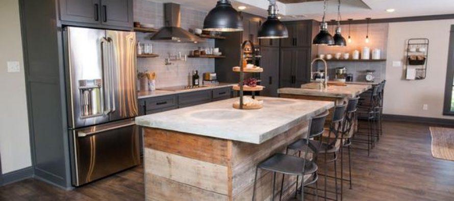 Decoracion de cocinas con estilo industrial curso de for Cocinas con estilo