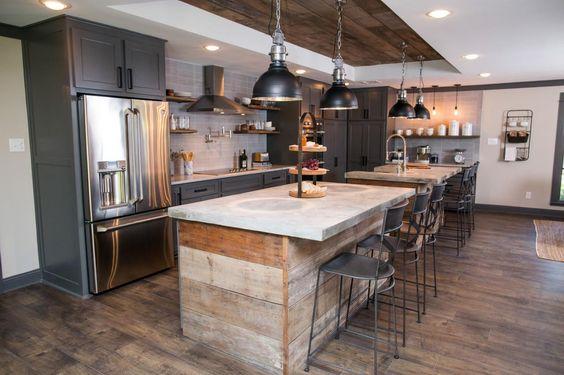 Decoracion de cocinas con estilo industrial curso de - Cocinas con estilo ...