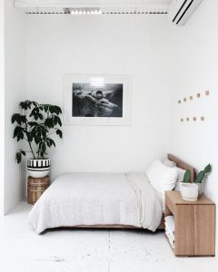 Decoracion de dormitorios estilo minimalista