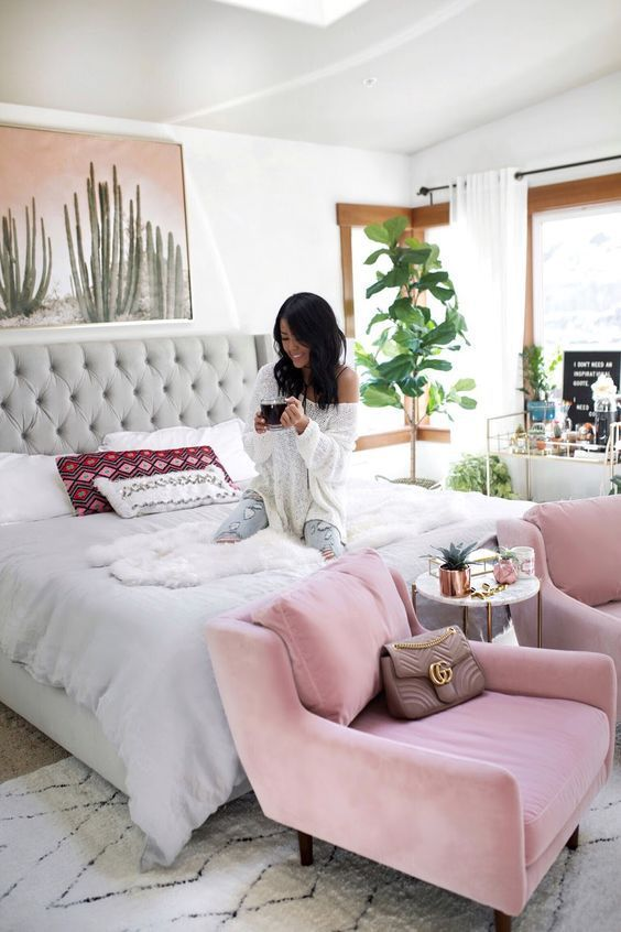 Decoracion de dormitorios para mujeres
