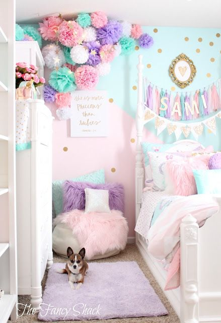 decoracion de dormitorios para ninas (9)