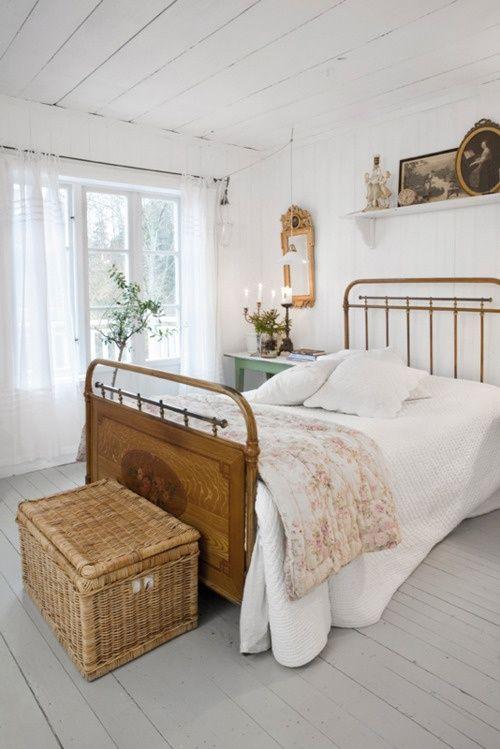 Decoracion de dormitorios vintage curso de organizacion for Decoracion de habitaciones vintage