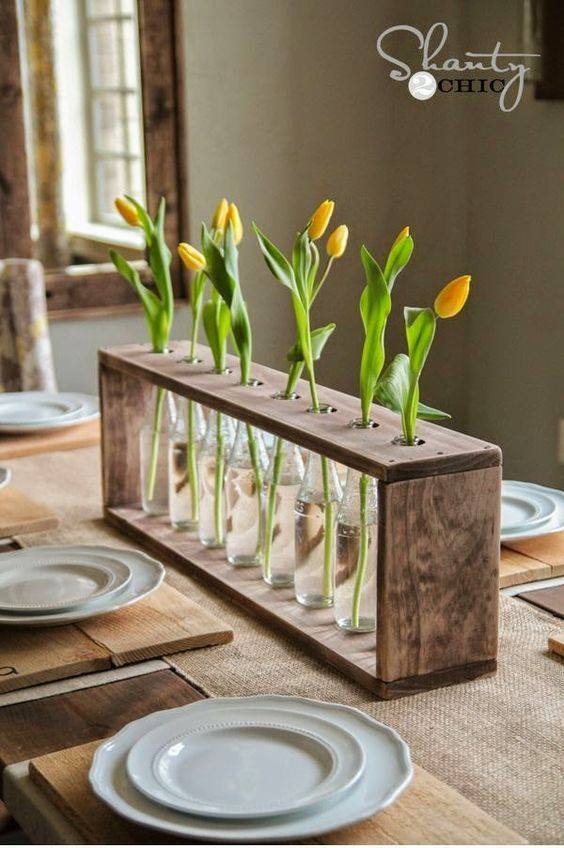Decoraciones con plantas que debes intentar ya en tu hogar for Decoraciones para tu hogar