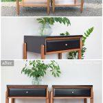 Ideas de remodelación de muebles antes y después