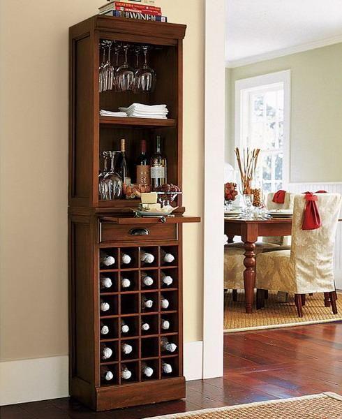 Ideas para montar un mini bar moderno en tu casa 23 curso de organizacion del hogar y - Ideas para montar un bar ...