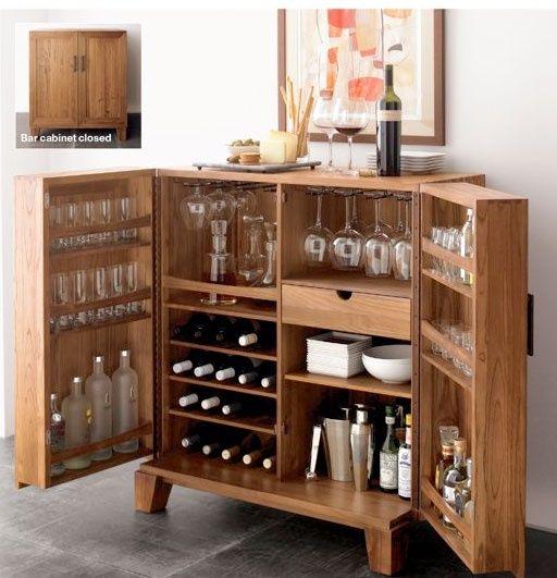 Ideas para montar un mini bar moderno en tu casa 3 curso de organizacion del hogar y - Presupuesto para montar un bar ...