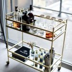 Ideas para montar un mini bar moderno en tu casa