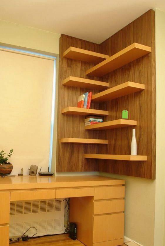 Muebles esquineros para tu casa 17 curso de for Muebles esquineros de madera