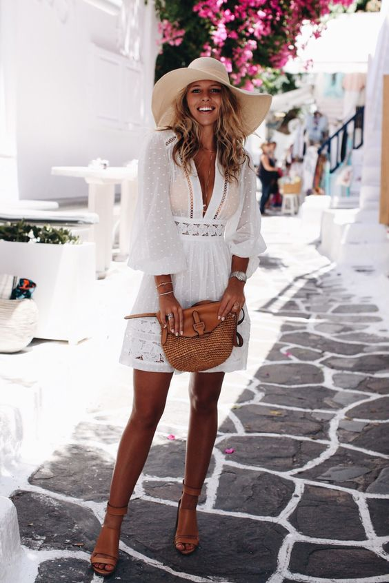 Outfits para vacaciones