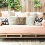 Terrazas decoradas con pallets