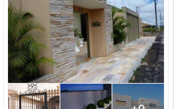 Fachadas de casas archivos curso de organizacion del hogar for Tipos de cielorrasos para casas