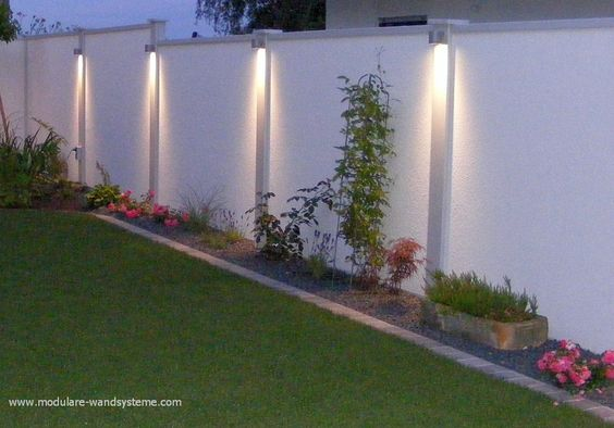 Tipos de bardas para casas for Tipos de jardines para casas