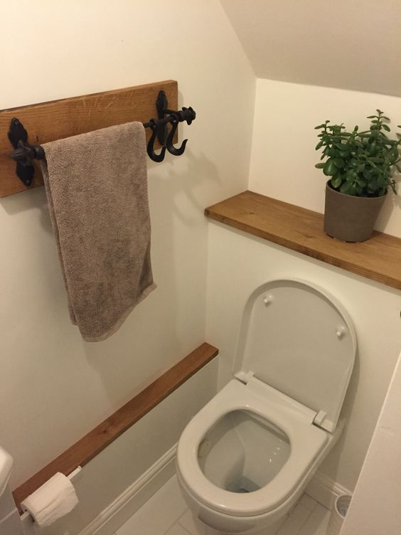 Ideas para baños pequeños que te ayudarán muchisimo