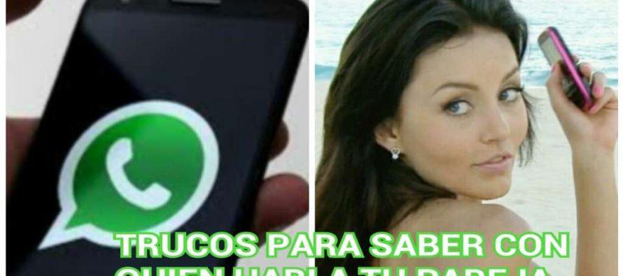 Descubre si Tú Pareja te es Infiel, con sólo Efectuar un Pequeño Truco en WhatsApp!!