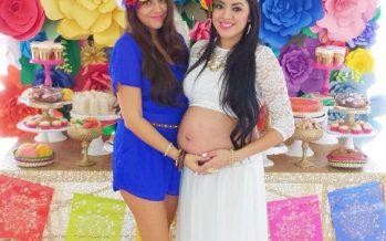 Baby shower estilo mexicano