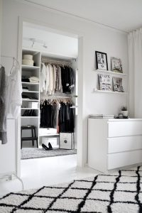 Closets que harán que tu recamara se vea mas moderna
