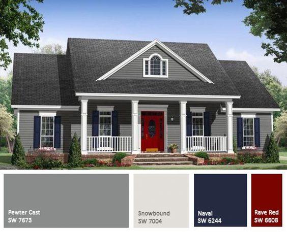 Colores Que Har 225 N Que La Fachada De Tu Casa Se Vea Moderna