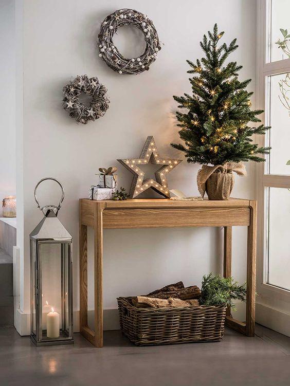 a7f69af0b54 como-decorar-entradas-esta-navidad-2019 (19) - Curso de Organizacion ...