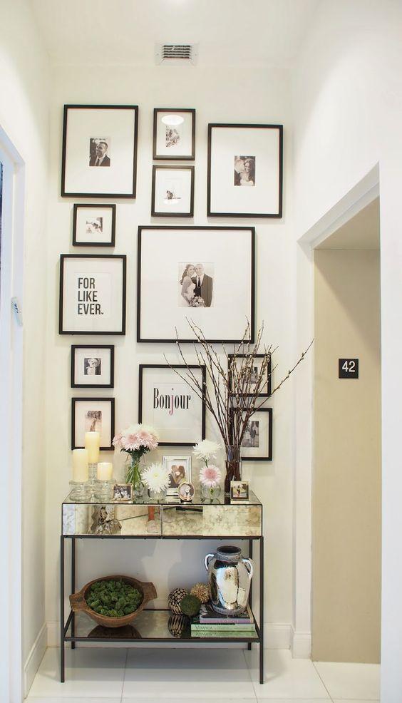 Diseno y decoracion de entradas para casas pequenas 12 Diseno de interiores para casas pequenas