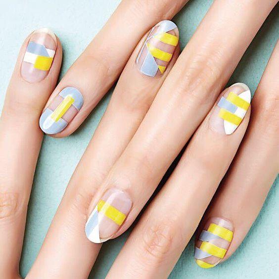 Colores de uñas para el verano 2019