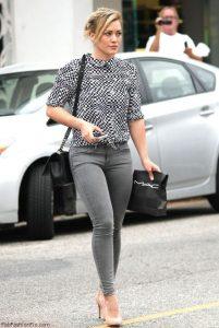 El estilo de Hilary Duff ¡Te inspirará!