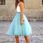 Faldas de tul verano 2017