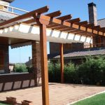 Ideas de pergolas y techos para tu patio