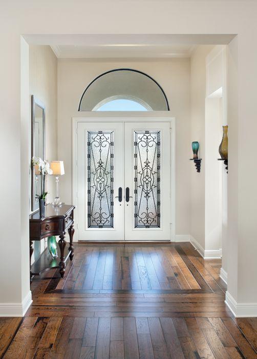 Ideas geniales para renovar el piso de la entrada de tu - Ideas para decorar una entrada de casa ...