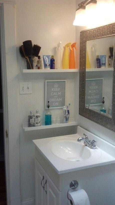 Ideas para aprovechar al máximo el espacio de un baño pequeño