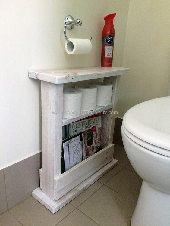 Ideas para aprovechar al maximo el espacio de un bano for Banos pequenos aprovechar espacio