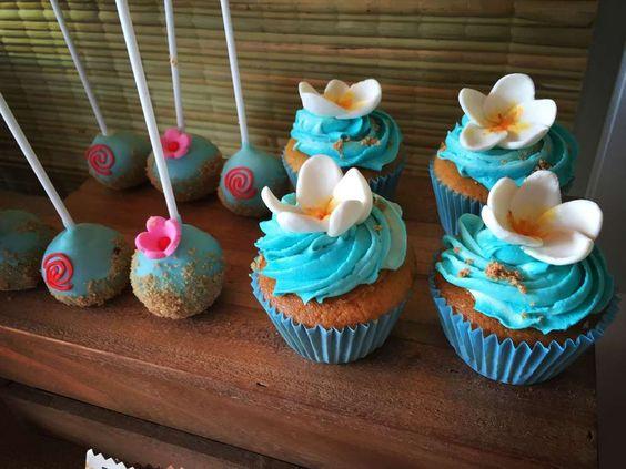 Ideas para cumpleaños de moana
