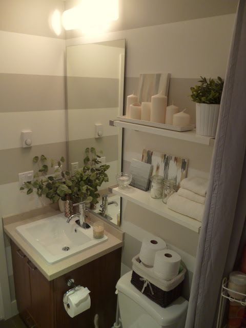 Ideas para decorar la zona de lavabo o lavamanos de tu ba o - Lavamanos para banos ...