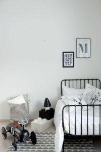 Ideas para decorar una habitación infantil con estilo minimalista