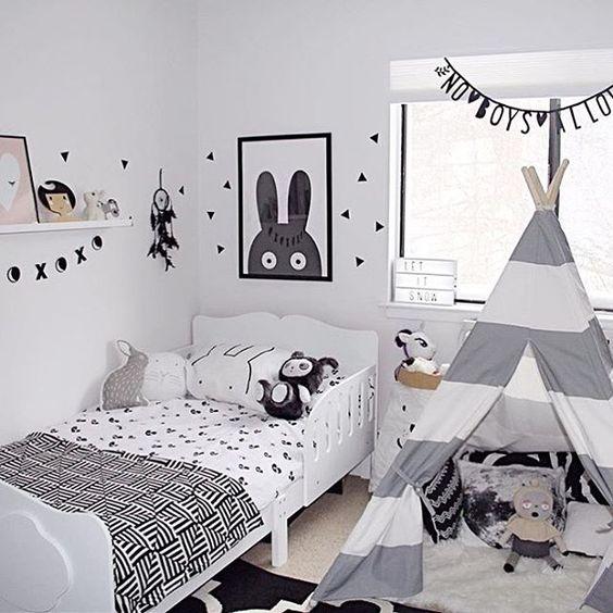 Ideas para decorar una habitacion infantil con estilo - Organizacion habitacion infantil ...