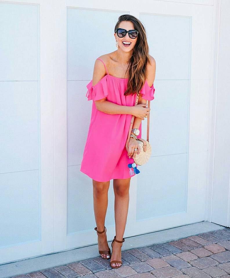 Looks para copiar este verano con prendas coloridas