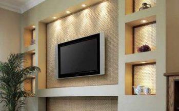 Nichos luminosos para decorar tu casa – tendencias 2017-2018